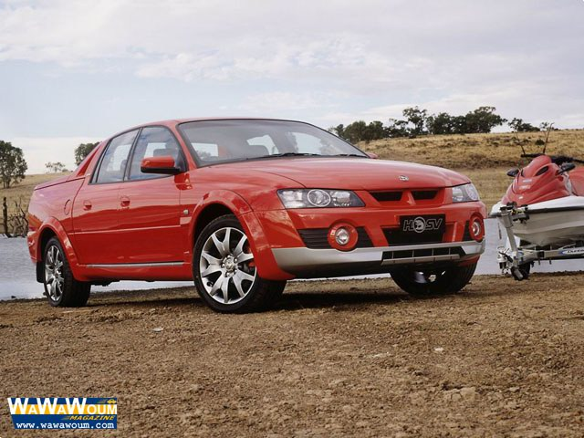 HSV Maloo Breaks Dodge Ram SRT-10 World's Fastest Ute Record - Page 3 - GM